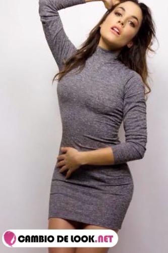 look estilo Adriana Ugarte