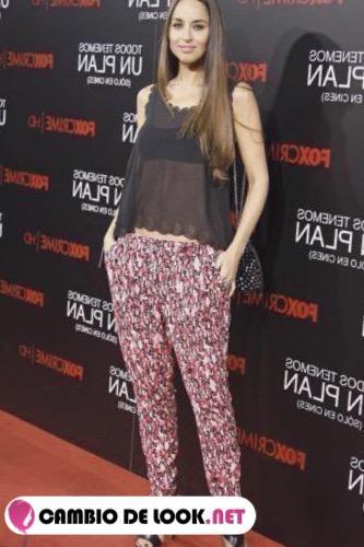 look estilo Lorena Van Heerde