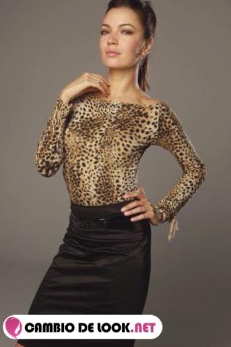 look estilo Maria Adelaida Puerta