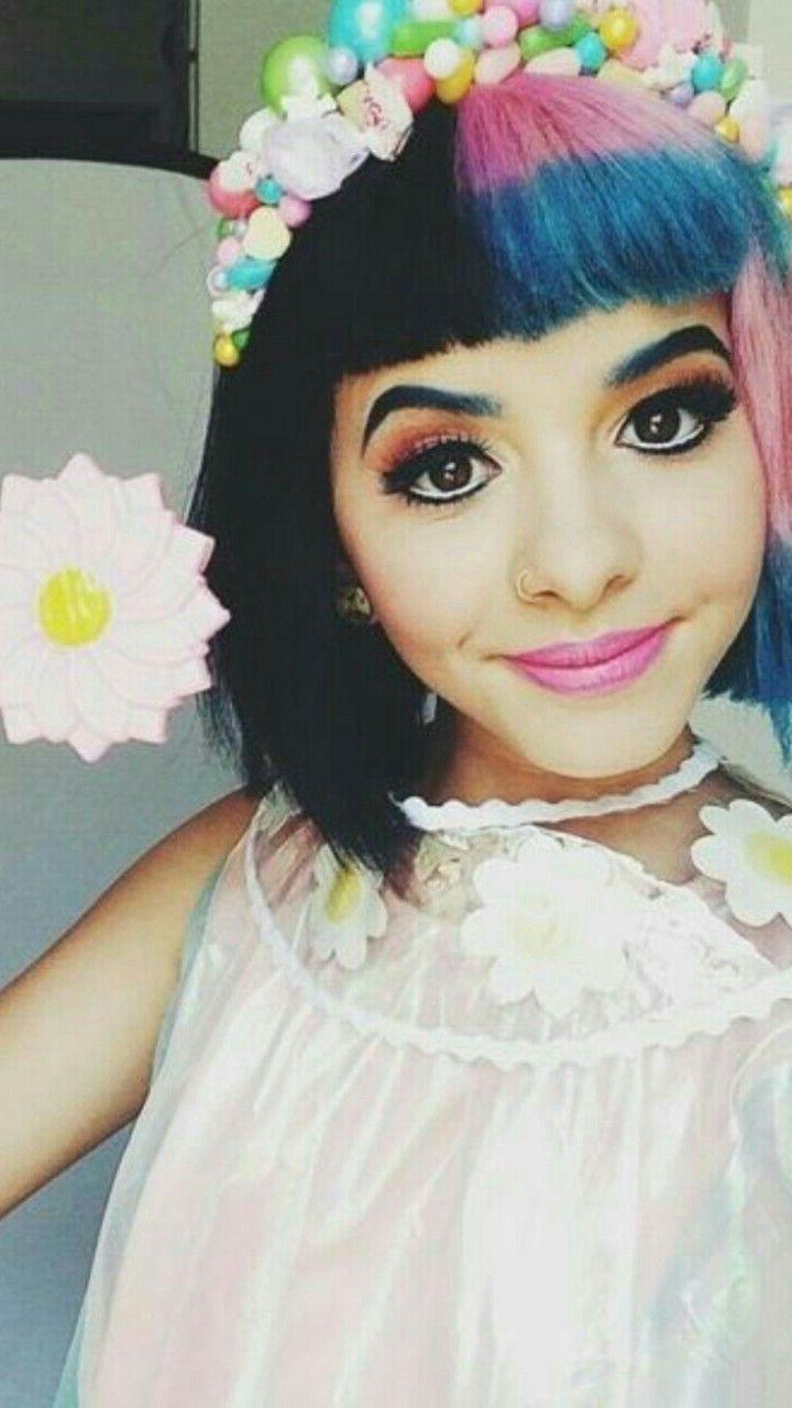 Melanie Martínez y sus colores en el cabello