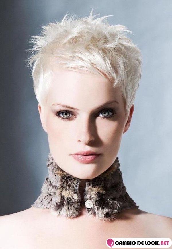 peinados sensacionales para cabello corto