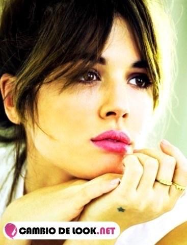 El maquillajede Adriana Ugarte