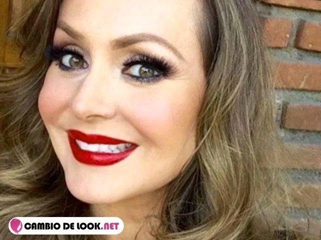 Gabriela Spanic como se maquilla