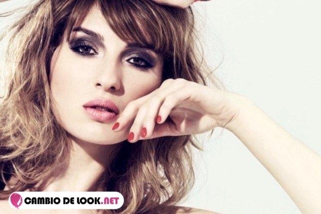 El maquillajede Maria Valverde