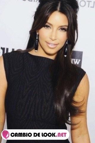Kim Kardashian Los Trucos De Sus Peinados 2019