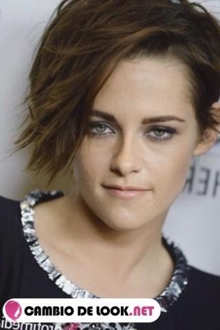 Mejores peinados de Kristen Stewart