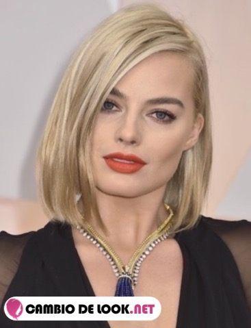 Trucos peinados Margot Robbie