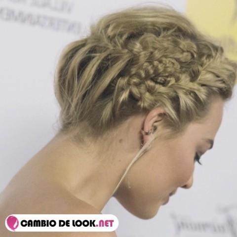 Peinado pelo suelto Margot Robbie