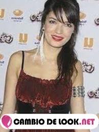 Maria Adelaida Puerta y su pelo recogido