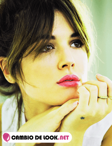 sin maquillaje Adriana Ugarte