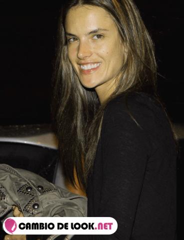 Alessandra Ambrosio sin maquillaje