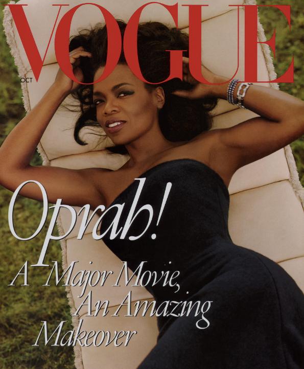 Oprah winfrey portada vogue
